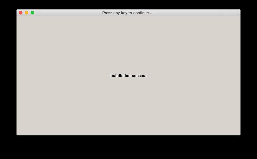 Using MASM on Mac or Linux via Wine